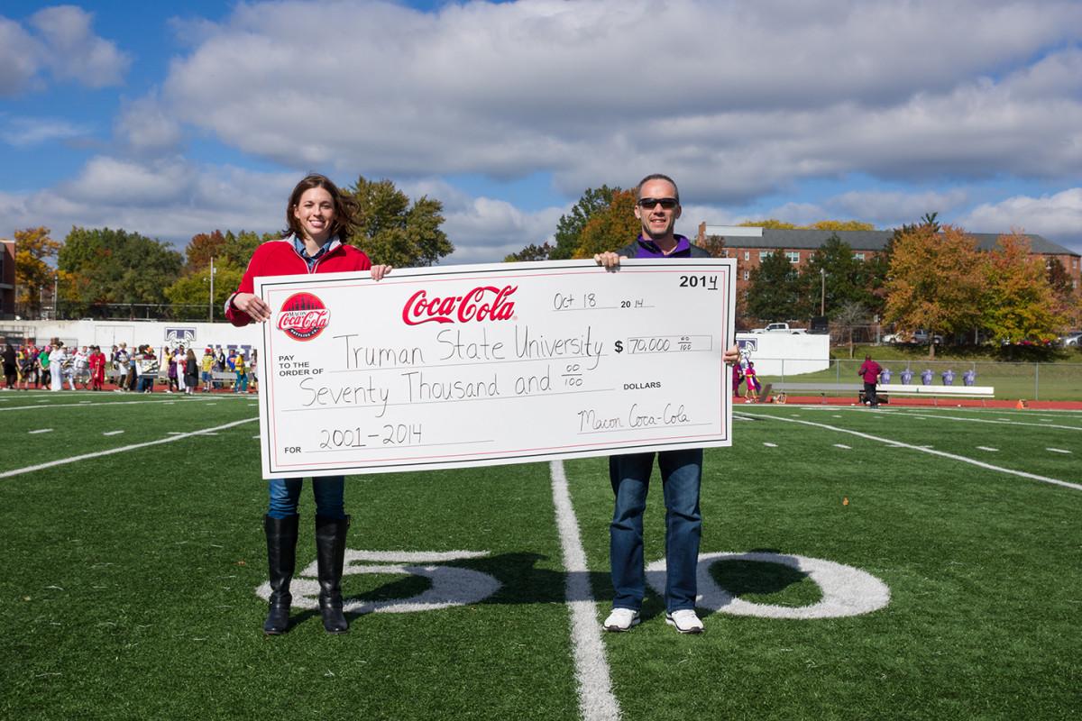 Truman State University Donation